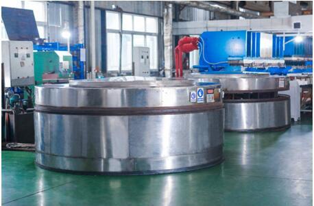 超大型节能硫化betway必威体育官网机(专利)